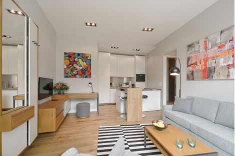 2-Zimmer Wohnung in Luzern Antiquitaeten