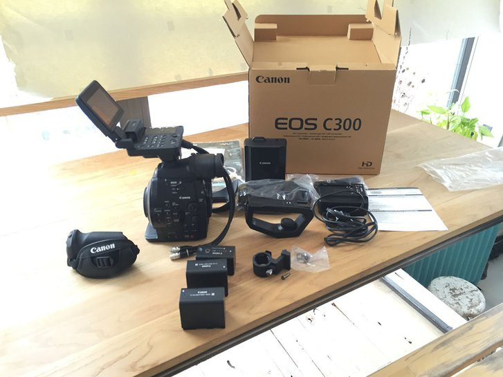 Canon Cinema EOS C300 Mark II /Nikon D500 /Canon eos 5D mark iv Foto & Video