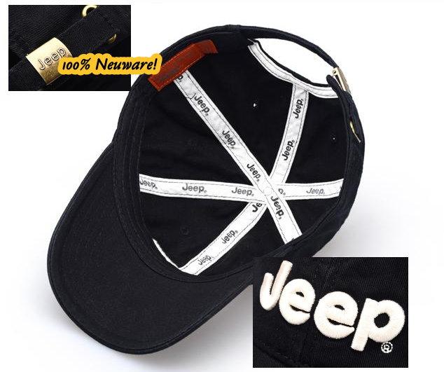 Jeep Cap Mütze Kappe Fan Fanartikel Auto Schwarz Accessoire Kleidung & Accessoires 2