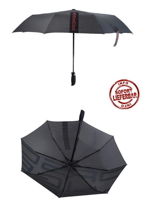 Porsche Auto Regenschirm Taschenschirm Automatik Fan Geschenk Accessoire Sonstige