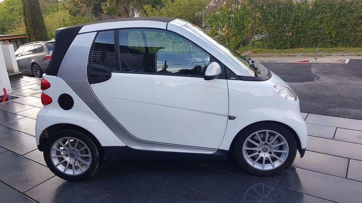 Smart Fortwo Passion Cabriolet Fahrzeuge