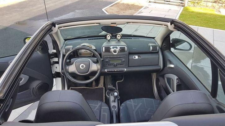 Smart Fortwo Passion Cabriolet Fahrzeuge 2