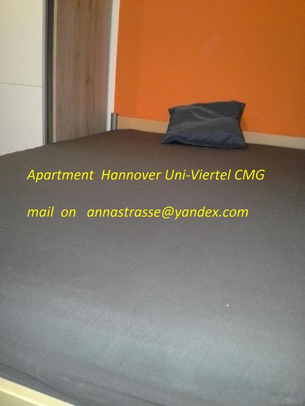 1 Zimmer Apartment Wohnung Hannover Univiertele Immobilien 3