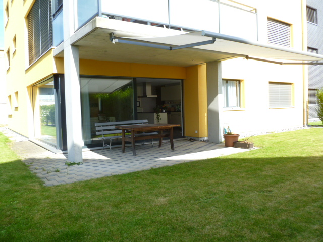 4.5 Zimmer-Gartenwohnung 5034 Suhr Kanton:ag Immobilien 3