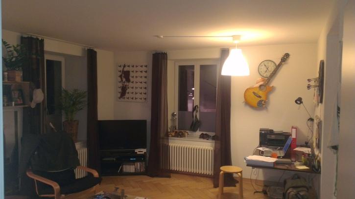 schöne 2 Zimmer Wohnung für super Preis zu Vermieten. Ab 1. Januar!!! 8610 Uster Kanton:zh Immobilien