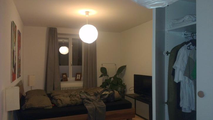 schöne 2 Zimmer Wohnung für super Preis zu Vermieten. Ab 1. Januar!!! 8610 Uster Kanton:zh Immobilien 2
