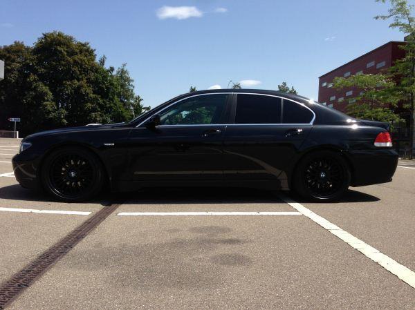 BMW 745i Fahrzeuge