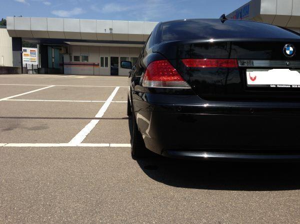 BMW 745i Fahrzeuge 2