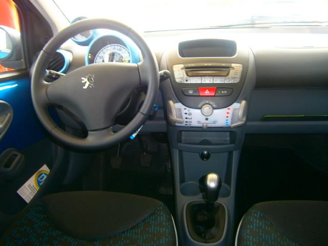 Peugeot 107 Fahrzeuge 2