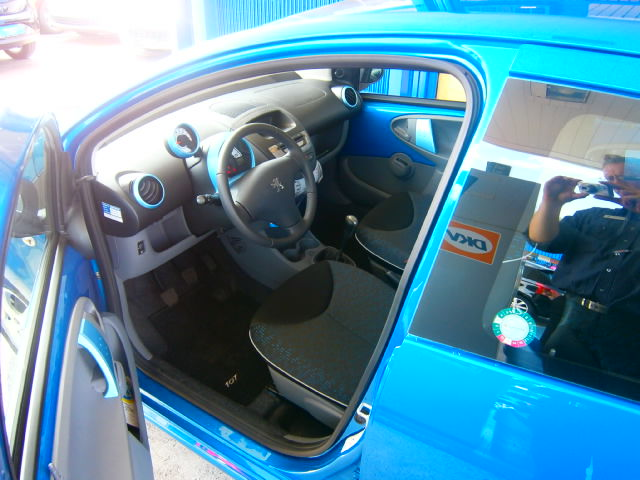 Peugeot 107 Fahrzeuge 3