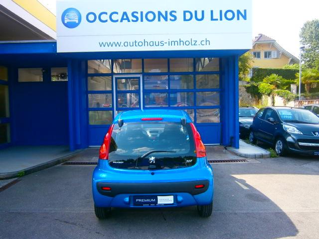 Peugeot 107 Fahrzeuge 4