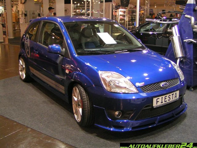 Ford Fiesta ST Fahrzeuge