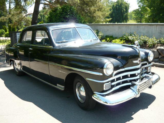 Oldtimer - Chrysler Windsor Fahrzeuge