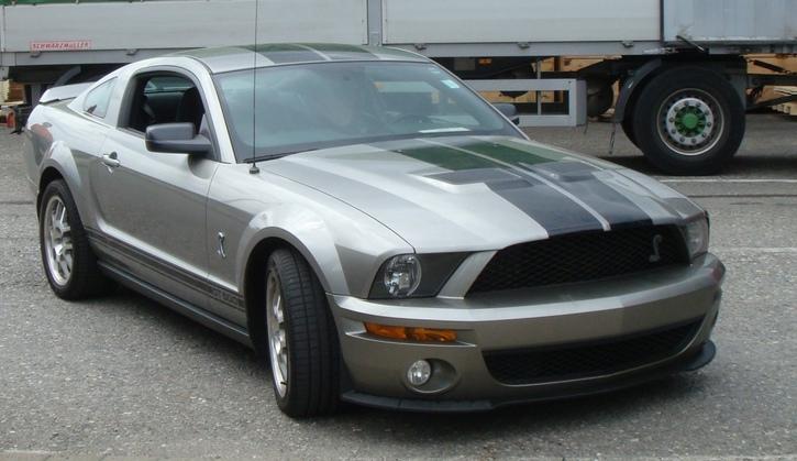 Ford Mustang SHELBY 500GT STV Fahrzeuge