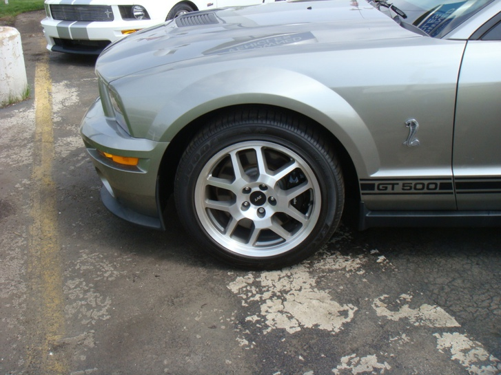 Ford Mustang SHELBY 500GT STV Fahrzeuge 2