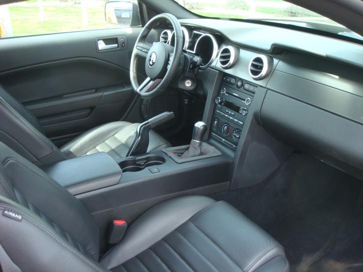 Ford Mustang SHELBY 500GT STV Fahrzeuge 3
