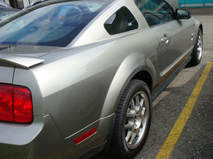 Ford Mustang SHELBY 500GT STV Fahrzeuge 4