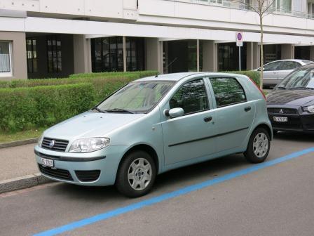 Fiat Punto 1.2 Class, ab MFK ! Fahrzeuge