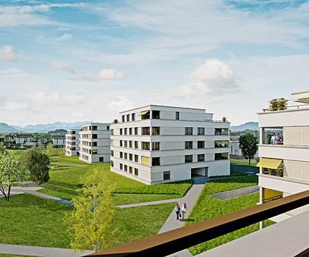 Erstvermietung 4.5 Zimmer Wohnung 130m2 Hochdorf LU 6280 Hochdorf Kanton:lu Immobilien 2