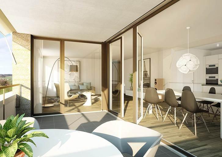 Erstvermietung 4.5 Zimmer Wohnung 130m2 Hochdorf LU 6280 Hochdorf Kanton:lu Immobilien 3