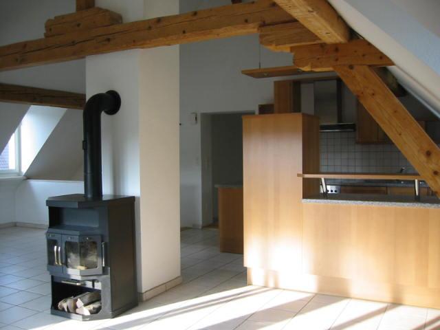 Helle und gemütliche Dachwohnung in stadtnähe 4124 Schönenbuch Kanton:bl Immobilien