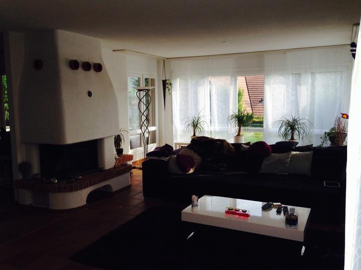 4.5 Zimmer Wohnung EG mit Einliegerzimmer 5416 Kirchdorf Kanton:ag Immobilien 3