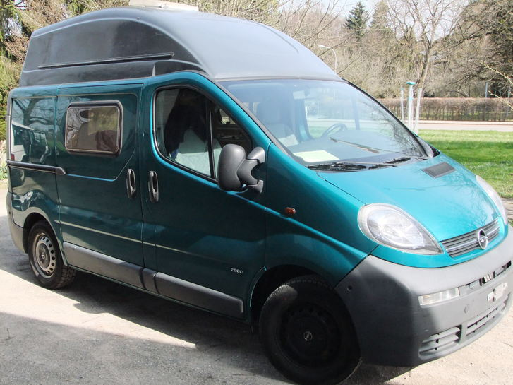 Camper Bus, ausgebaut für 2 Personen Fahrzeuge 2