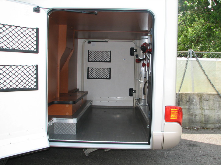 Hymer B-Klasse 578 Integral  Fahrzeuge 4