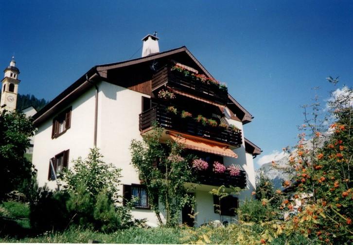 Sonnige 3-Zimmer Wohnung Obervaz (Region Lenzerheide) 7082 Zorten - Vaz/Obervaz Kanton:gr Immobilien