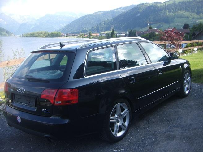 Audi A4 Avant 2.0 Turbo FSI quattro Kombi 200 PS Fahrzeuge 2