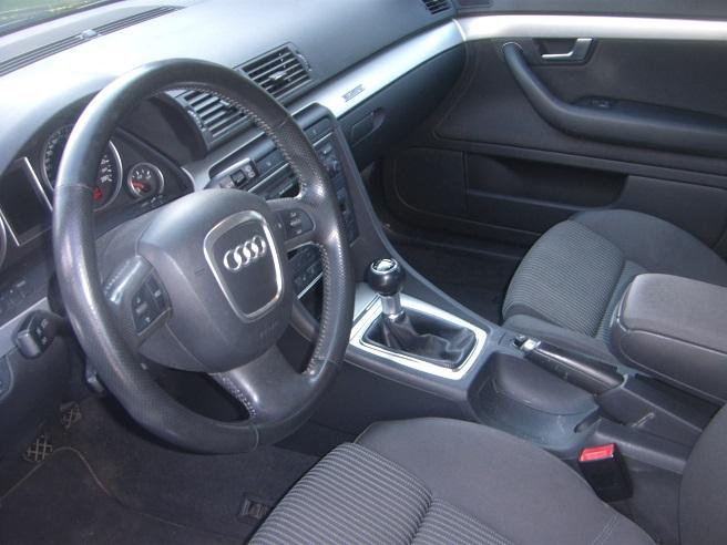 Audi A4 Avant 2.0 Turbo FSI quattro Kombi 200 PS Fahrzeuge 3