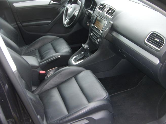 VW Golf 2.0 TDI High 5-türig Fahrzeuge 2