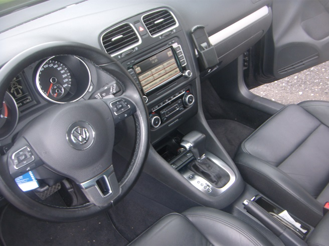 VW Golf 2.0 TDI High 5-türig Fahrzeuge 3