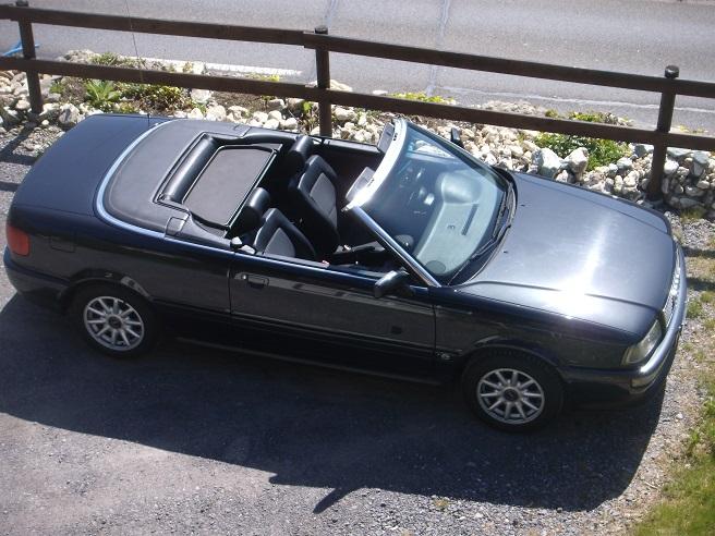 Audi Cabriolet Fahrzeuge