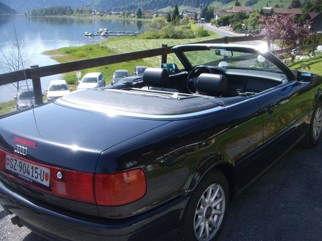 Audi Cabriolet Fahrzeuge 4