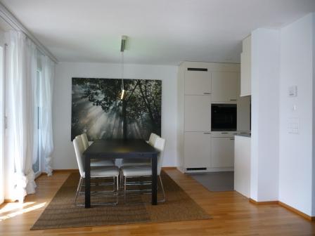 Helle und neuwertige 4.5-Zimmerwohnung 6331 Hünenberg Kanton:zg Immobilien