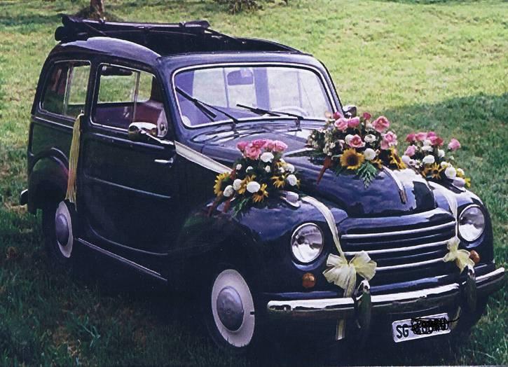 Fiat Topolino Bevedere 1952 Veteranenfahrzeug Fahrzeuge
