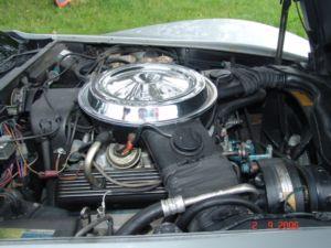Chevrolet Corvette L82 Targa Jg. 1980  Fahrzeuge 4