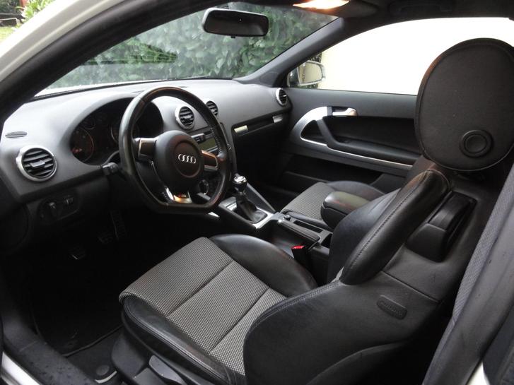 AUDI S3 Fahrzeuge