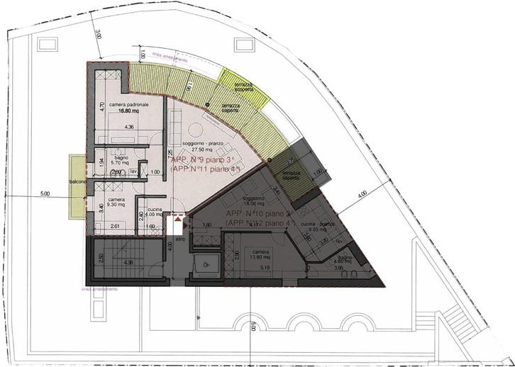 Nuovi appartamenti 3.5 locali in Residenza Moderna  6900 Kanton:ti Immobilien 2
