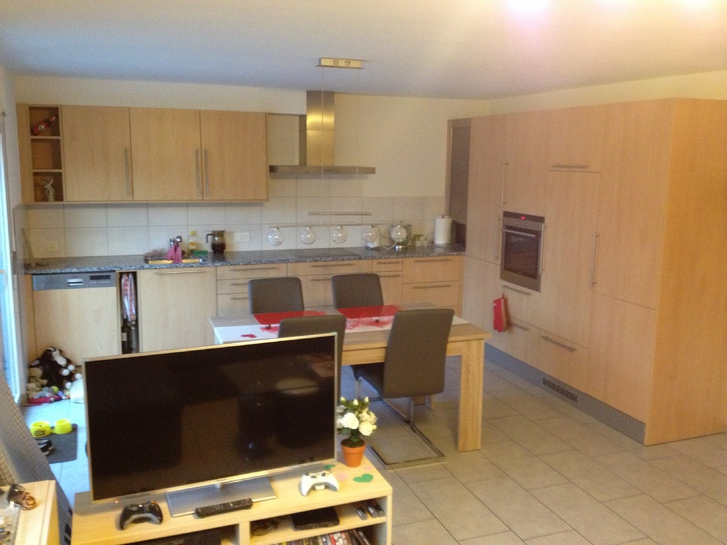 Moderne 2 1/2 Zimmer Wohunung mit 59.65m² in Nuglar 4412 Nuglar Kanton:so Immobilien 2