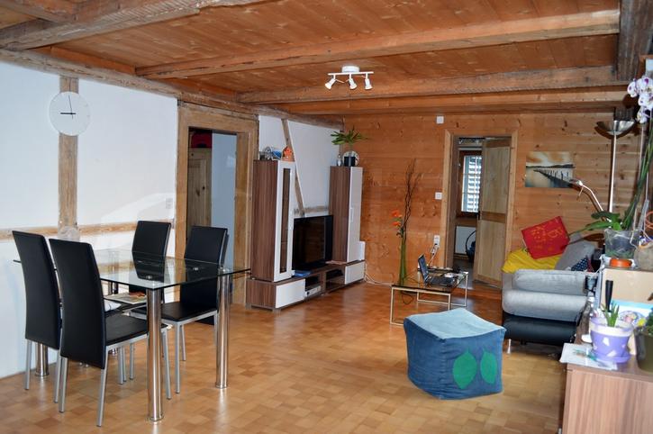 4.5 Zimmer Wohnung Buchs Kanton:sg Immobilien