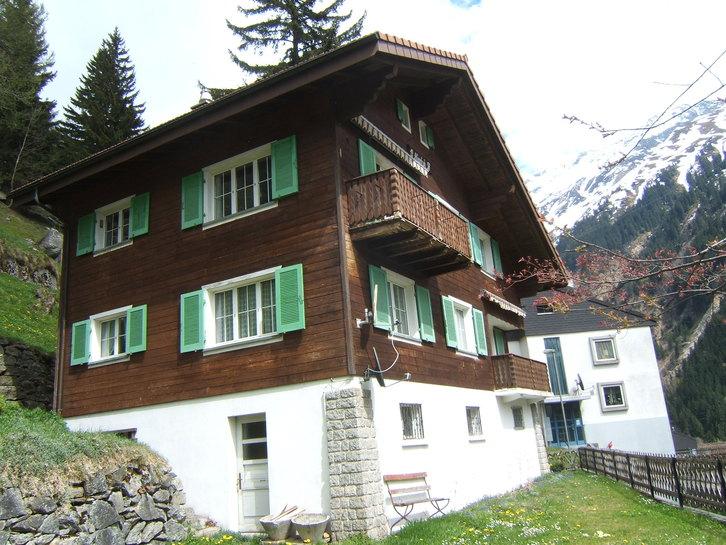 3,5 Zimmerwohnung zu vermieten 6487 Göschenen Kanton:ur Immobilien