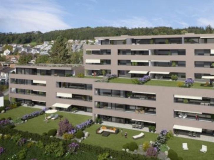 4.5 Neubau Mienergiewohnung 8910 Affoltern am Albis Kanton:zh Immobilien 2