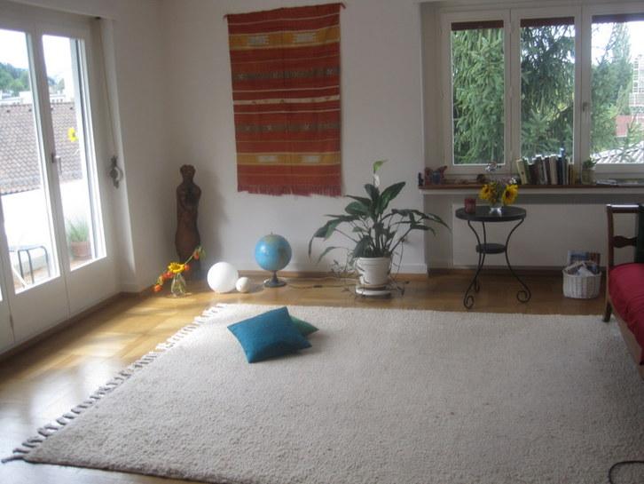 Möbliert, befristet: 4-Zimmer-Wohnung 6006 Luzern Kanton:lu Immobilien