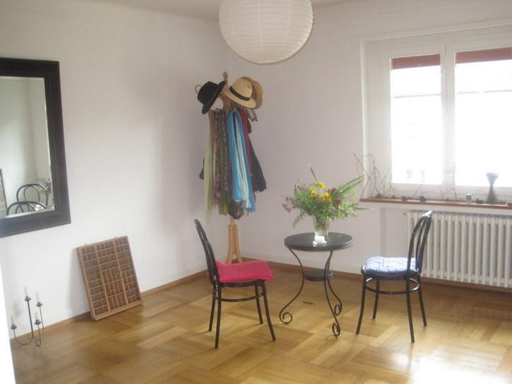 Möbliert, befristet: 4-Zimmer-Wohnung 6006 Luzern Kanton:lu Immobilien 3