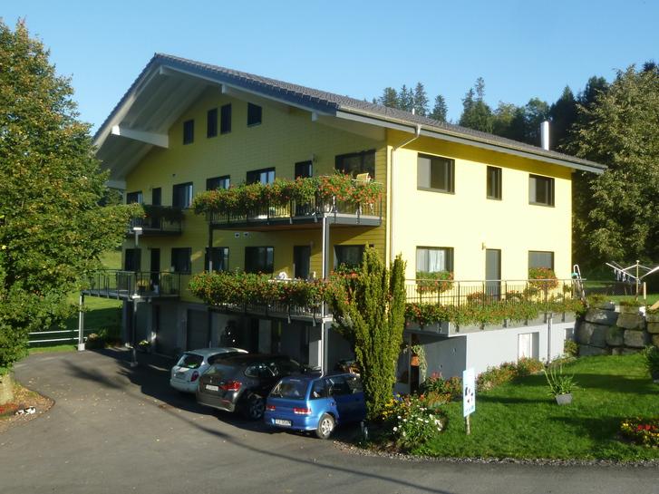 4 1/2 Zi- Wohnung auf Bauernhof in Romoos 6113 Romoos Kanton:lu Immobilien