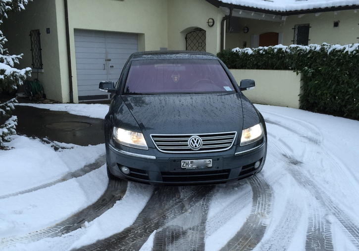 VW Phaeton V6 Fahrzeuge 3