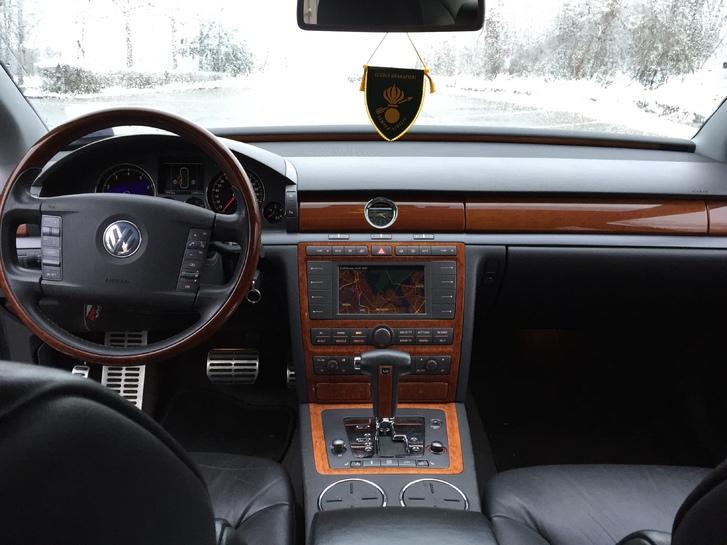 VW Phaeton V6 Fahrzeuge 4