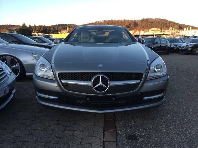Mercedes Benz SLK 200 (Cabriolet) Fahrzeuge